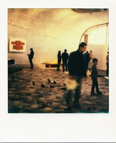 MaMo #Marseille #OraIto #exposition #artcontemporain #LeCorbusier #polaroid / www.marseillepolaroid2013.com