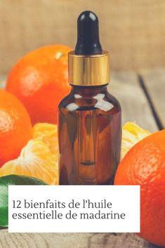 Découvrez les bienfaits de l'huile essentielle de mandarine pour votre beauté, votre santé et votre bien-être. #mandarine #huileessentielle #aromathérapie Hot Sauce Bottles, Natural Remedies, Soap, Homemade, Important, Zen, Naturaleza, Essential Oil Uses, Castor Oil