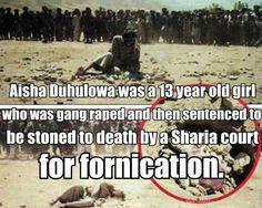 SAD World!   Religion used for the agenda of selfish men!