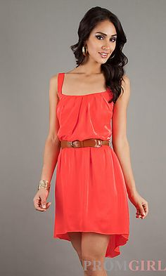 60ead8eb7d0 Be bold in this sleeveless dress that you can dress up or down! Find this