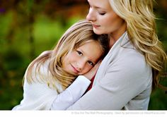 Beautiful Mom and Me Photos for Mothers Day - Portrait Photography by Hilary Camilleri from One For The Wall Photography via iHeartFaces.com
