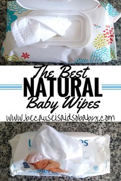 The Best Natural Baby Wipes From Cheek to Cheek With so many baby products on the market, how do you know which one is best? Luckily we've tried a bunch of them! Here are our favorite natural baby wipes! Natural Baby Wipes, Toddler Snacks, Baby List, Baby Blog, Baby Led Weaning, Infant Activities, Baby Hacks, Baby Registry, Baby Essentials