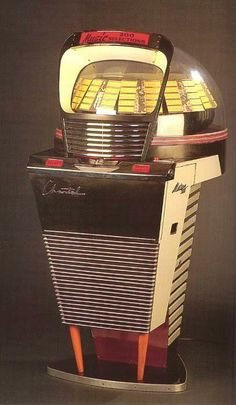 Chantal Meteor 200 jukebox
