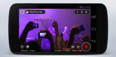 The company in a two-way race to be the Internet's prime live-event streamer catches up with Ustream by adding an Android app to watch and broadcast live video on the go. Read this article by Joan E. Solsman on CNET News. via @CNET
