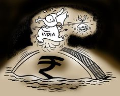 The woes of the falling rupee! - Rediff.com Business