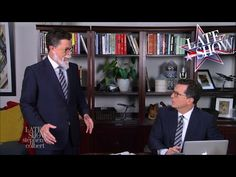 A Dire Warning From The Future | Future Stephen Colbert comes back to warn Present-Day Stephen Colbert of impending financial disaster.
