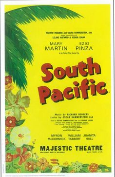 South Pacific (Broadway) posters for sale online. Buy South Pacific (Broadway) movie posters from Movie Poster Shop. We're your movie poster source for new releases and vintage movie posters. Broadway Plays, Broadway Theatre, Musical Theatre, Broadway Shows, Broadway Party, Broadway Posters, Movie Posters, Theatre Posters, Theater Tickets
