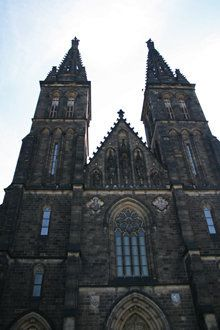 Iglesia de San Pedro y San Pablo en Praga