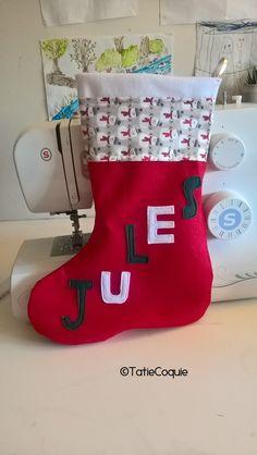 A faire soi-même : Chaussettes de Noël