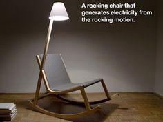 Новый стиль: кресло-качалка | Pro Handmade