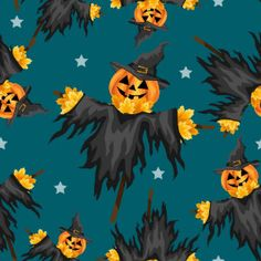 vintage halloween wrapping paper - Google Search