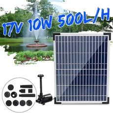 Solar Water Pump   Wish Solar Water Pump, Outdoor Decor