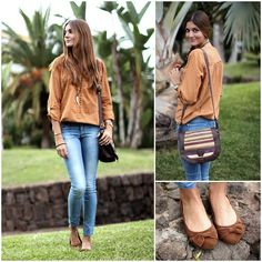 Autumn outfit (by Marianela Yanes) http://lookbook.nu/look/4134312-Autumn-outfit