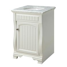 "FEBO F11-AE-017-002AV 24"" Vanity Cabinet Only in White at PlumberSurplus.com"