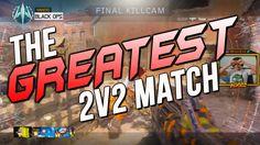THE GREATEST 2v2 MATCH!  https://www.youtube.com/watch?v=xk3Wt70HbNE #BlackOps3 #competitive #umg #gamebattles #mlg