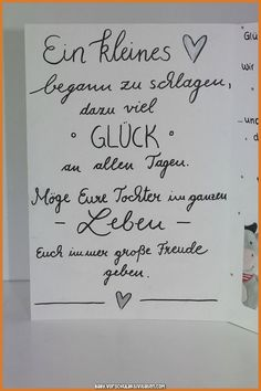 Glückwunschkarte zur Geburt III – – Creativ Quartier – You are in the right place about diy birthday karte Here we offer you the most beautiful pictures about the diy birthday outfit you are looking f Diy Birthday, Birthday Cards, Birthday Gifts, Happy Birthday, Art Furniture, Baby Party, Baby Gifts, Diy And Crafts, About Me Blog
