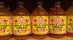 Apple Cider Vinegar For Cholesterol