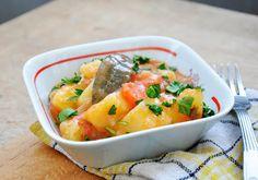 Potato and Carrot Stew