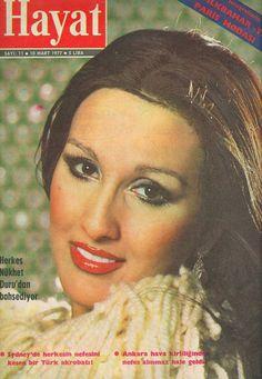Nükhet Duru - Hayat Dergisi 10 Mart 1977
