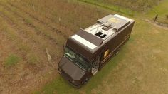 UPS put a delivery drone in a delivery truck to make deliveries     - CNET In a test Monday a drone autonomously flew out of a UPS trucks roof to deliver a package.                                                      UPS                                                  On a sparsely populated patch of land outside Tampa Florida UPS on Monday showed off a first-of-its-kind test for the 109-year-old shipping company.  UPS used a drone built into one of its iconic brown trucks to complete a…