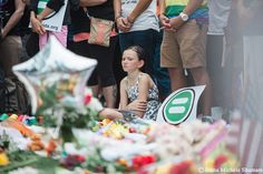 It was my honor to attend and photograph the Orlando vigil for the victims of the Pulse shooting at the Dr Phillips Center for Performing Arts. Thank you to everyone who came out to show your love and support of each other we showed the world what Orlando really is.   If you can give there is an offical donation page run by Equality Florida here: http://ift.tt/1WMPQlD  Image Use: Written permission is required before using these images in any form of publication. Non-profit groups such as…