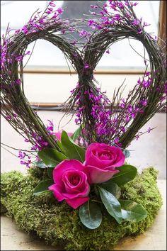 Valentine Floral Arrangements 49