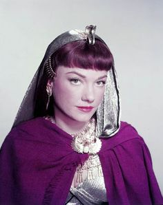 Gorgeous Color Photos of Anne Baxter in the and Anne Baxter, Hollywood Boulevard, Hollywood Walk Of Fame, The 10 Commandments Movie, Cannes, Anne Francis, Sophia Loren Images, Yul Brynner, Beautiful Dark Art