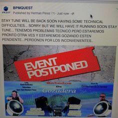 Aqui mi Gente  dice @djhermanpr - Tenemos problema tecnicos... Volvemos otra ves el 30 Enero we will be back 30 Jan dont miss out... Sabados de Gozadera con DJHERMAN & DJJEXSEY Estamos resolvie do todo para que nunca pase otra ves... @latinmixmasters#tuneinradio#latinchannel#latin #seratodj @djjexsey #pioneerdj#bpmquest#bpmsupreme#bpmlatino#lmm #producersvault…