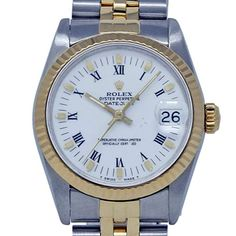 58bbc1c85fd Rolex Datejust Swiss-Automatic Female Watch 68273 (Certified Pre-Owned