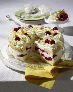 Unser beliebtes Rezept für Himbeer-Zitronen-Sahne-Torte und mehr als 55.000 weitere kostenlose Rezepte auf LECKER.de.