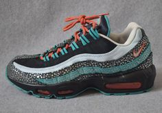 Nike Air Max 95 - Holiday 2014 Preview - SneakerNews.com
