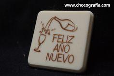chocolate blanco, feliz año