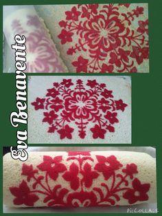 Deco roll pionono decorado
