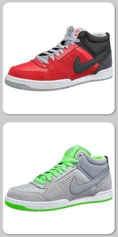 detailed look 397ad 08316 Nike Renzo 2 Mid Sneakers Taschen Günstig, Herrenschuhe, Nike Schuhe,  Kleidung, Königin