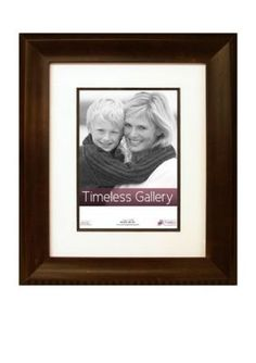 Timeless Frames  Elise Gallery Walnut 8x10 Frame - Online Only