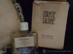 Perfume antiguo Coryse Salome Place de la Opera Paris