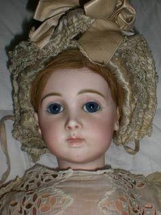 poupee-ancienne-jumeau-triste-antique-doll-long-face