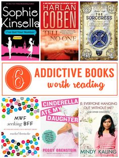 I've already read a few of these - I'll have to check out the others!