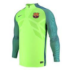 fa3d810f2 Nike FC Barcelona Strike Drill Top Training Top