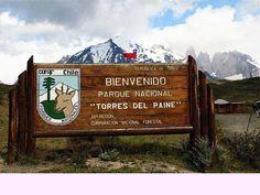 Bienvenidos a Torres del Paine!!