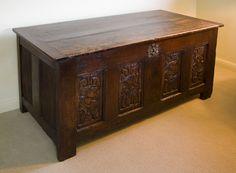 portrait panel chest