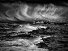 The winds of Aegean Sea by Alexandros Moustris White Photography, Landscape Photography, Santorini Island, Black And White Background, Summer Sunset, Artwork Online, Buy Art, Saatchi Art, Original Art