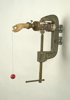 Beka Brayer: I dont know why but I love this Found Object Art, Found Art, Mixed Media Sculpture, Abstract Sculpture, Bronze Sculpture, Wood Sculpture, Sculptures Céramiques, 3d Wall Art, Find Objects