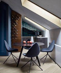 Amber Apartment by Detali Design   HomeAdore
