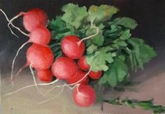 "Daily Paintworks - ""RABANILLOS"" - Original Fine Art for Sale - © Manuel Bascon Moyano"