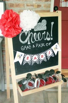 classic mickey party ideas | Vintage Mickey Mouse Party with Lots of Great Ideas via Kara's Party ...