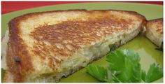 Grilled Pickled Dubliner....OMG I love pickles and I love grilled cheese, why didn't I think of this!!