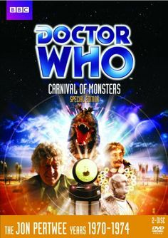 Doctor Who: Carnival of Monsters DVD