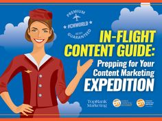 Content Marketing World is closer than you might think and there are so many items to plan for before jet setting to Cleveland in September. Are your bags