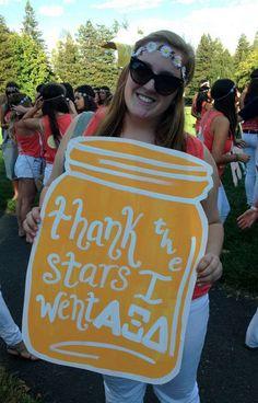 """Wish Upon A Star"" Bid Day"